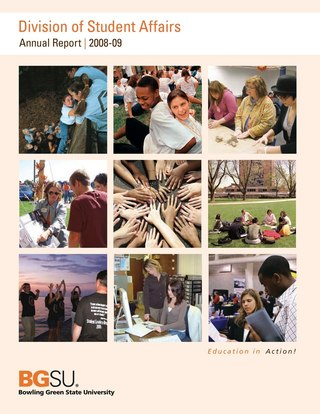 Div of Student Annual Report 2008_2009