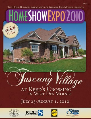 HomeShowExpo 2010 Program