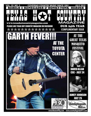 Texas Hot Country Magazine