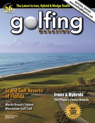 2015 Golfing Magazine Spring National Edition