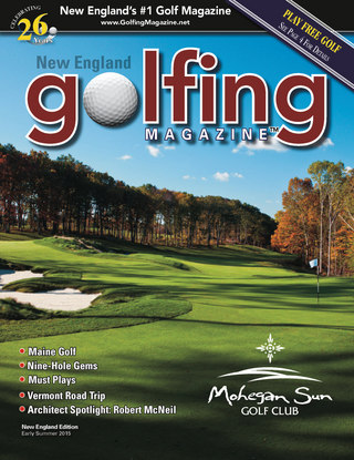 2015 Golfing Magazine New England Early Summer Issue