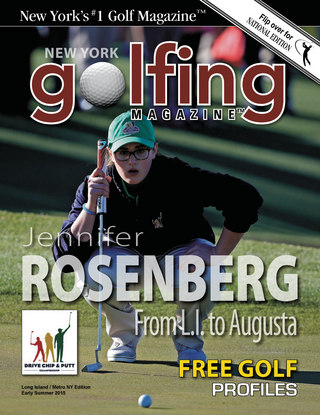 2015 Golfing Magazine Long Island Early Summer Issue