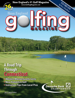 Golfing Magazine New England Late Summer 2015