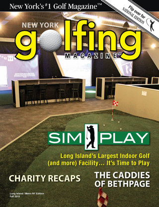 Golfing Magazine Long Island Fall 2015 Issue
