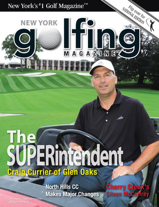 2016 Summer Edition Golfing Magazine Long Island