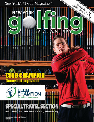 Golfing Magazine Long Island Fall 2016