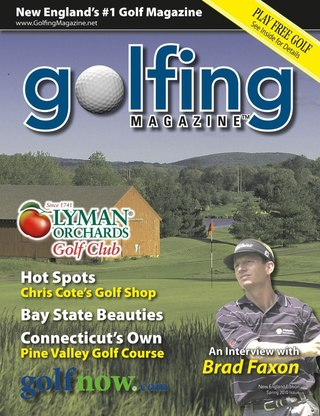 Golfing Magazine New England Spring Issue