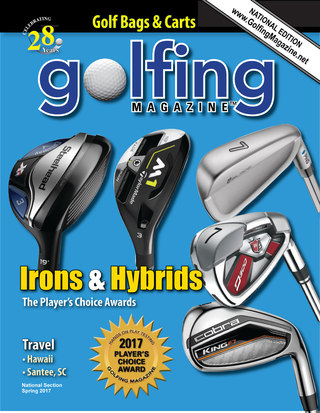 Golfing Magazine 2017 Spring National