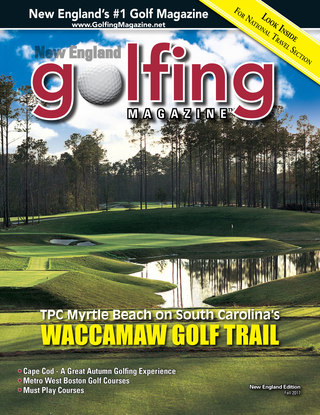 2017 Golfing Magazine Fall Issue New England Edition