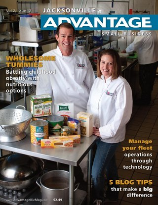 Jacksonville Advantage: Handbook for Small Business