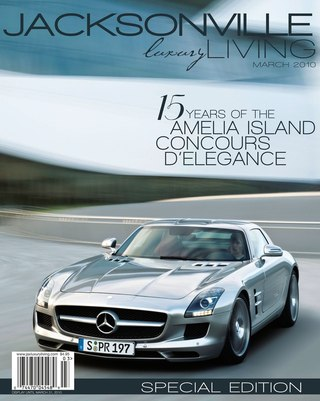 The Concours d'Elegance Issue