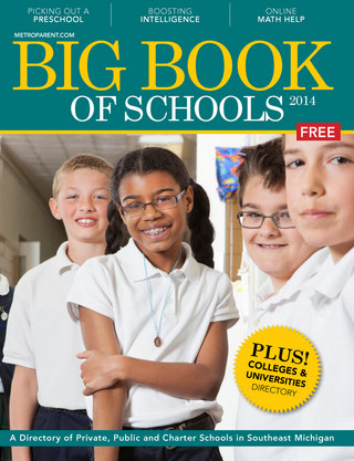 Big Book of Schools
