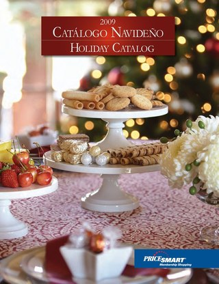 Holiday Catalog 2009 - Scotia DR