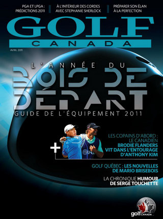 Golf Canada French Edition