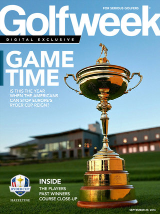 Ryder Cup digital preview Sept. 29, 2016