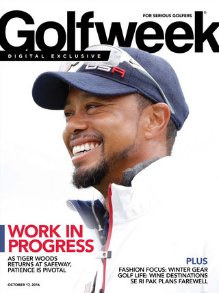 Golfweek digital issue Oct. 17, 2016