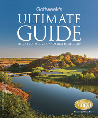 Golfweek Ultimate Guide 2017