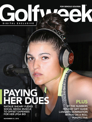 Golfweek digital issue Nov. 21, 2016