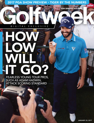 Golfweek digital issue Jan. 23, 2017