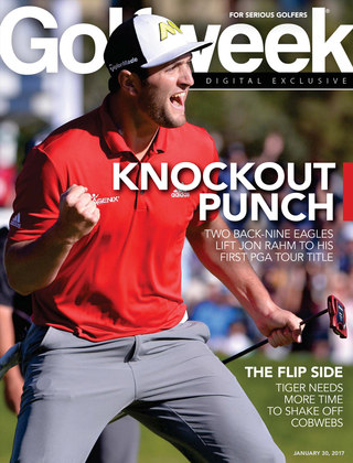 Golfweek digital issue Jan. 30, 2017