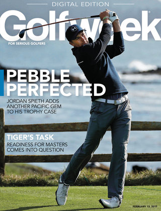 Golfweek digital issue Feb. 13, 2017