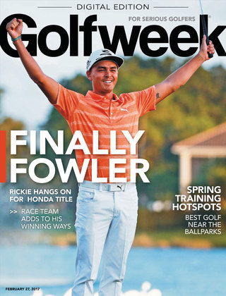 Golfweek digital issue Feb. 27, 2017