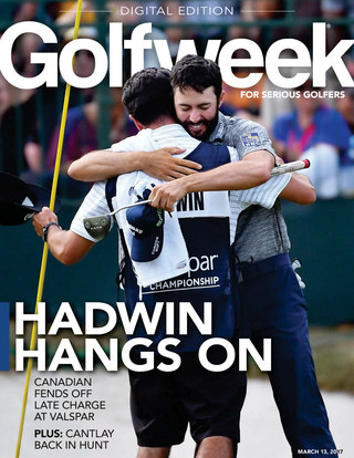 Golfweek digital issue March 13, 2017