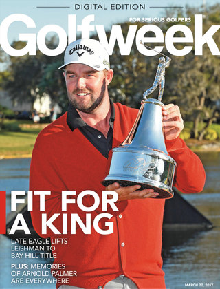 Golfweek digital issue March 20, 2017