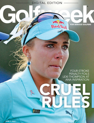 Golfweek digital issue April 3, 2017