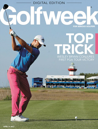 Golfweek digital issue April 17, 2017
