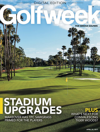 Golfweek digital issue April 24, 2017