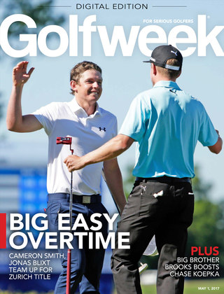 Golfweek digital issue May 1, 2017