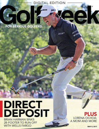 Golfweek digital issue May 8, 2017