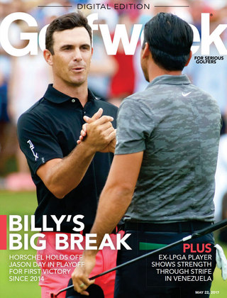 Golfweek digital issue May 22, 2017