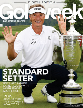Golfweek digital issue May 29, 2017