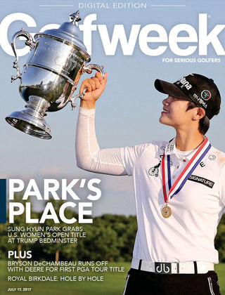 Golfweek digital issue July 17, 2017