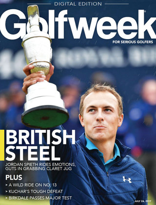 Golfweek digital issue July 24, 2017
