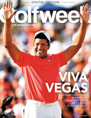 Golfweek digital issue July 31, 2017