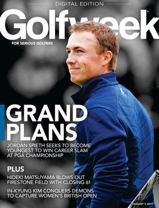 Golfweek digital issue August 7, 2017