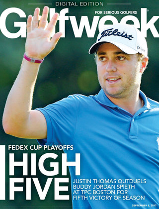 Golfweek digital issue September 5, 2017