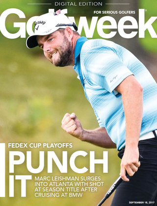 Golfweek digital issue September 18, 2017