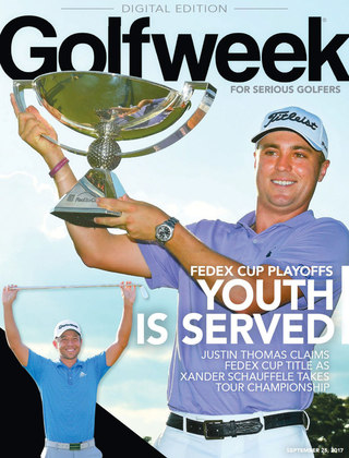 Golfweek digital issue September 25, 2017