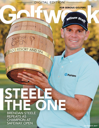 Golfweek digital issue October 9, 2017