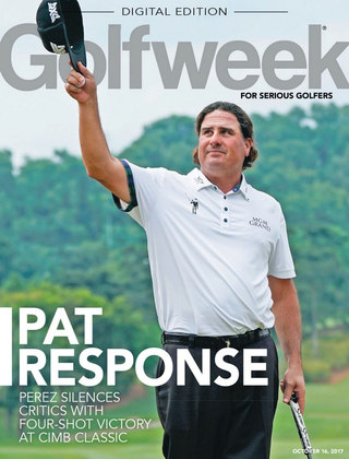 Golfweek digital issue October 16, 2017
