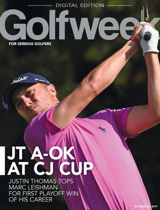 Golfweek digital issue October 23, 2017