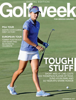 Golfweek digital issue Nov. 20, 2017