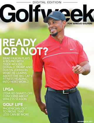 Golfweek digital issue Nov. 27, 2017