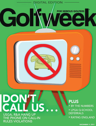 Golfweek digital issue Dec. 11, 2017