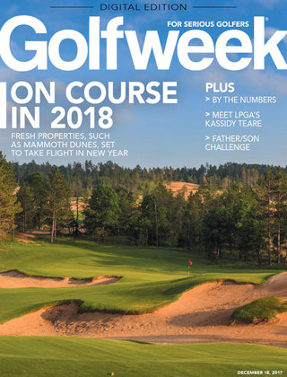 Golfweek digital issue Dec. 18, 2017