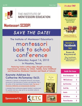 Montessori SCOOP